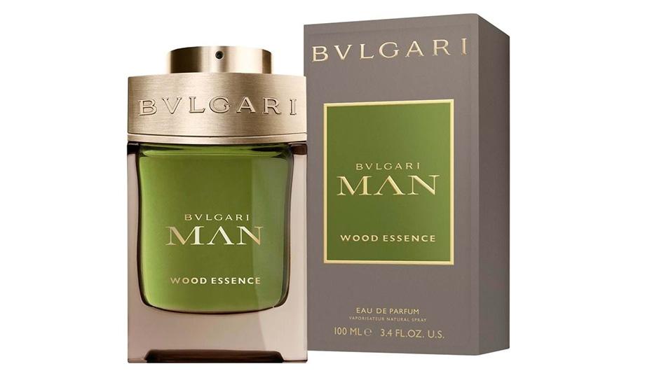 Bvlgari, Man Wood Essence