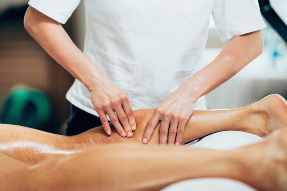 Что такое лимфодренажный массаж