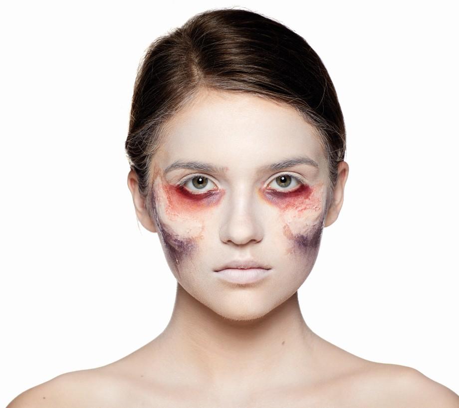 Как сделать макияж на Хэллоуин