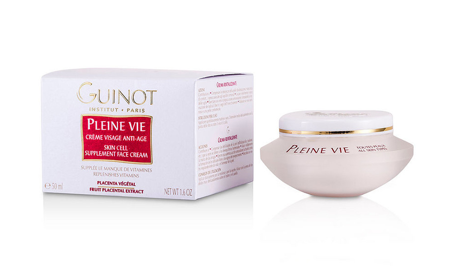 Guinot, Anti-Age Skin Cell Supplement Cream