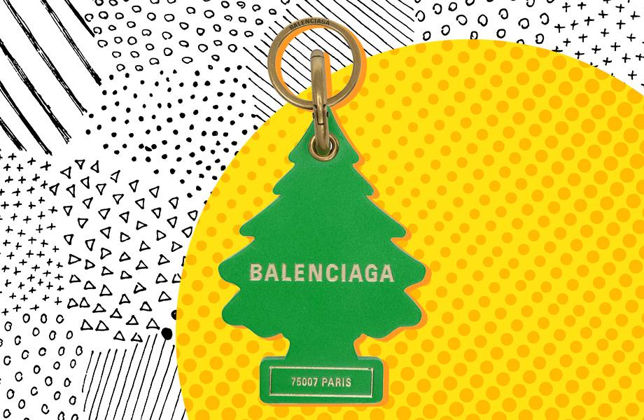 На Balenciaga подали в суд
