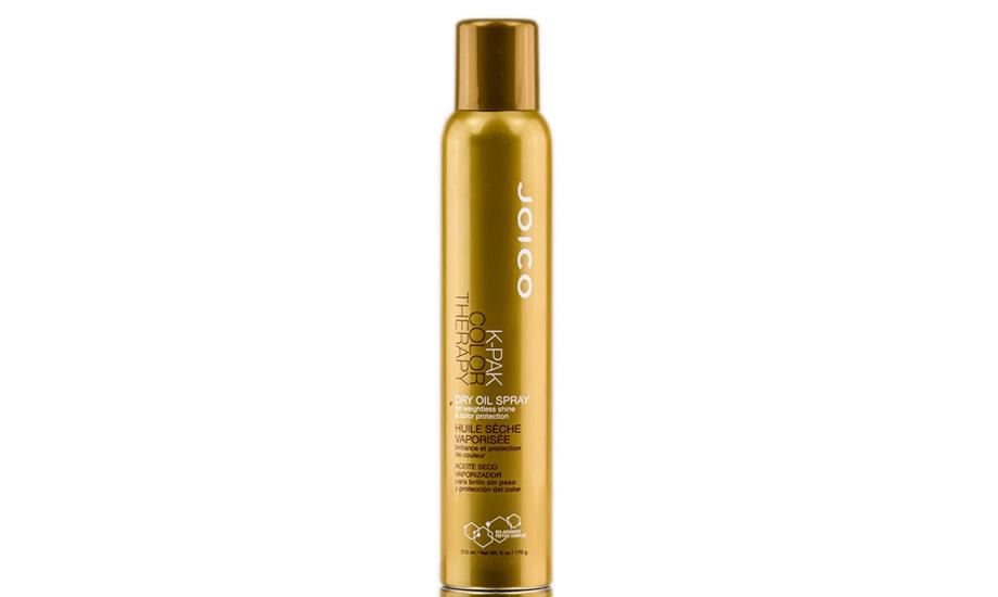 Joico, K-Pak Color Therapy Dry Oil Spray, объем 212 ml, ориентировочная цена 1000 грн