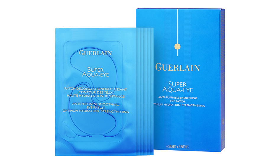 Guerlain, Super Aqua-Eye Anti-Puffiness Smoothing Eye Patch