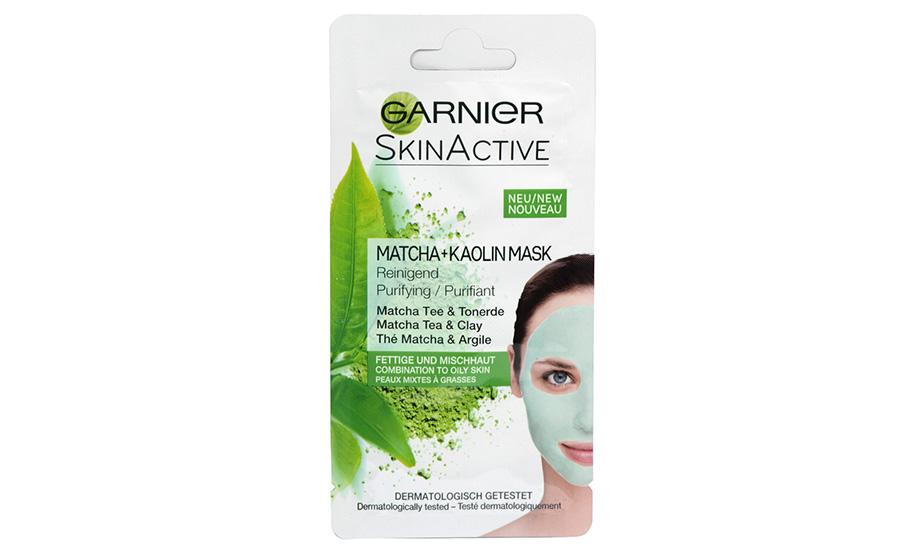 Garnier, SkinActive Matcha + Kaolin Mask