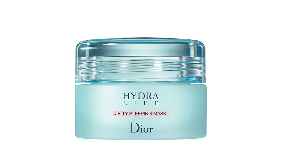 Dior, Hydra Life, Jelly Sleeping Mask