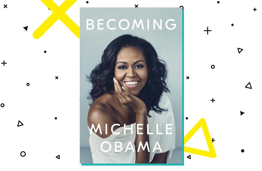 О чем будут мемуары Мишель Обамы