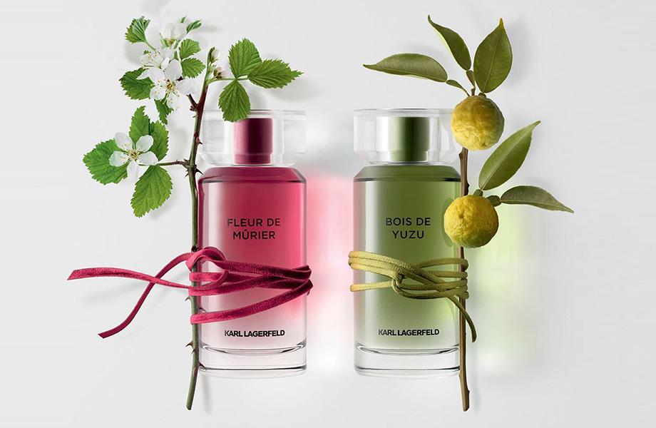 Карл Лагерфельд Parfums Matières