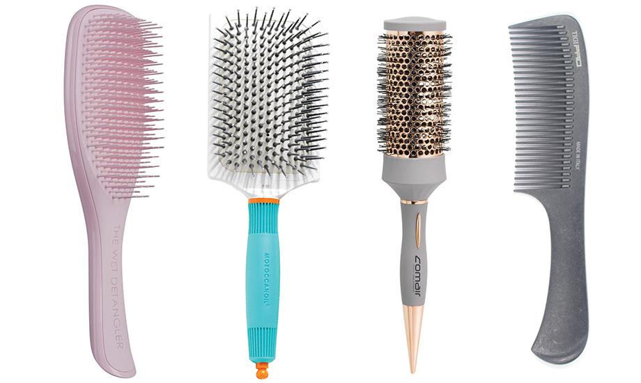 Как правильно выбрать расческу для волос
