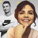 Криштиану Роналду обогнал Селену Гомес по количеству подписчиков в Instagram