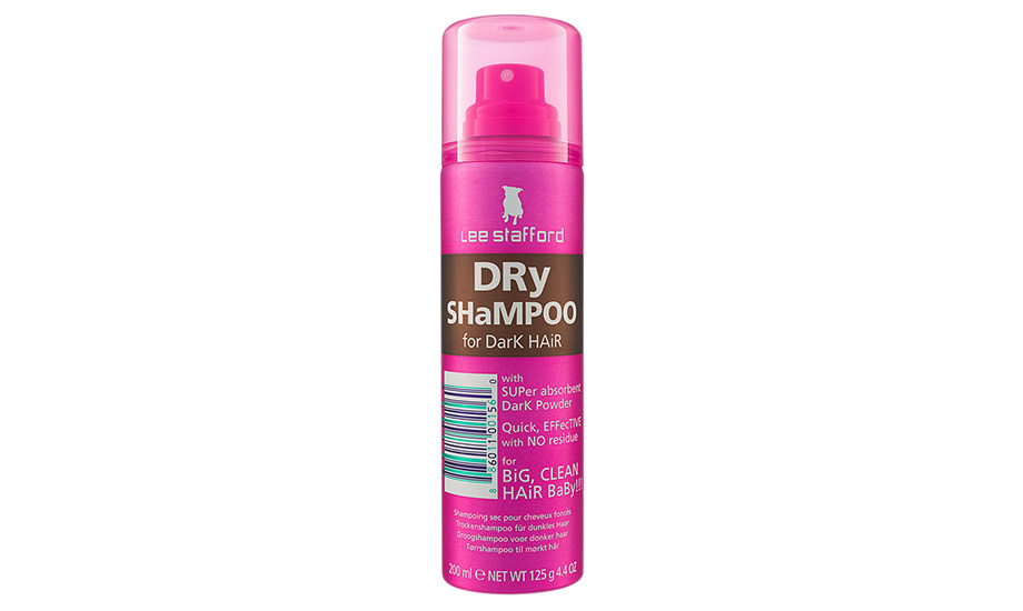 Lee Stafford, Poker Straight Dry Shampoo Dark