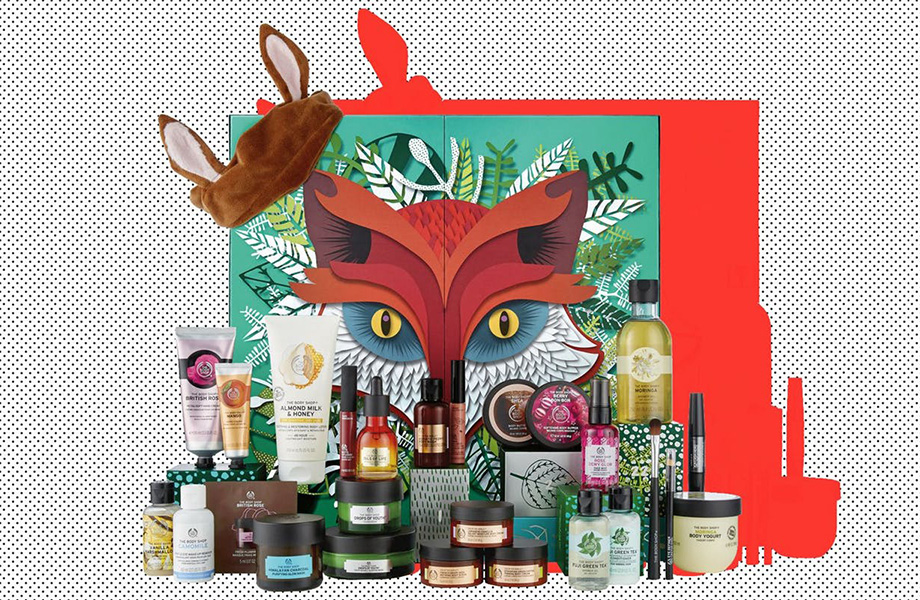 The Body Shop, 25 Days Of The Enchanted Advent Calendar