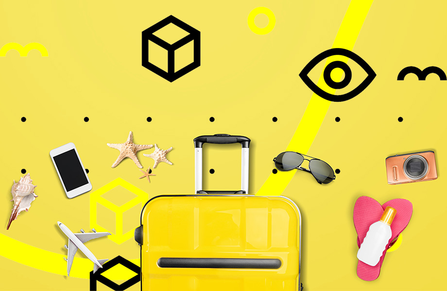 Как правильно сложить чемодан