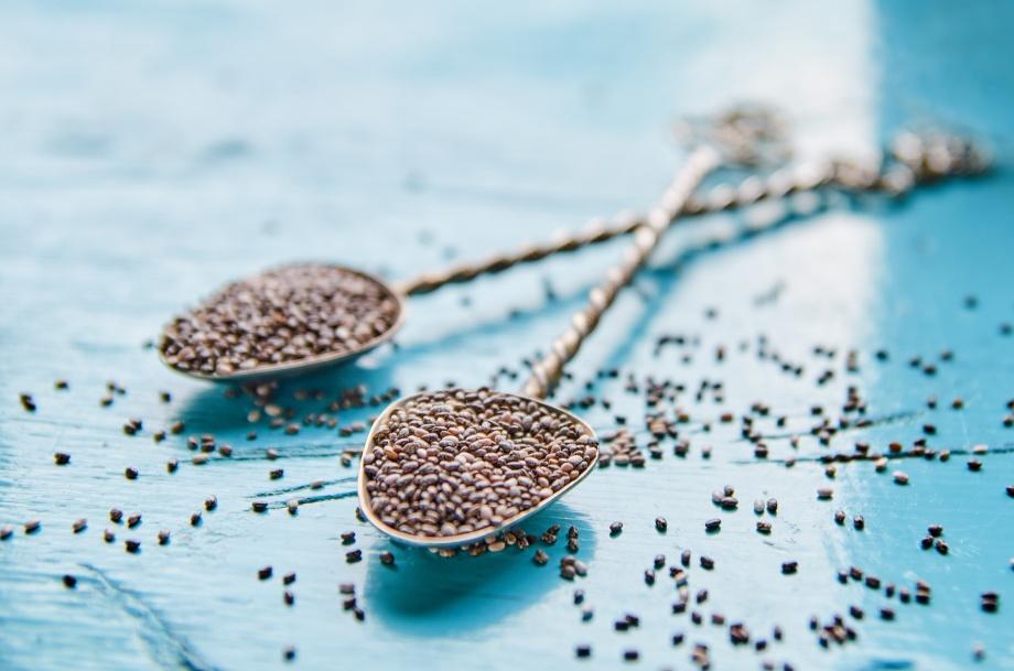 Семена чиа польза