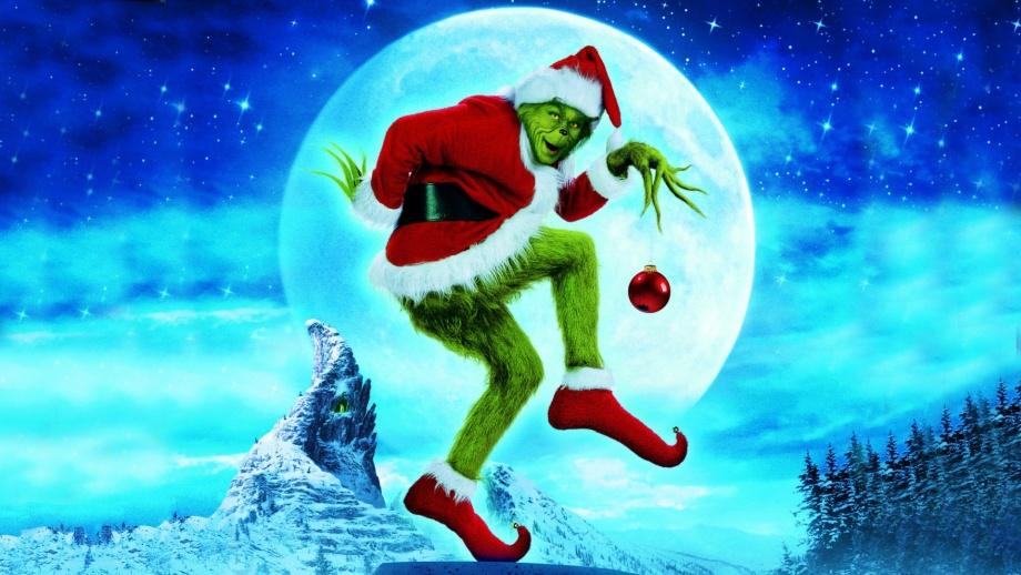 Гринч – похититель Рождества