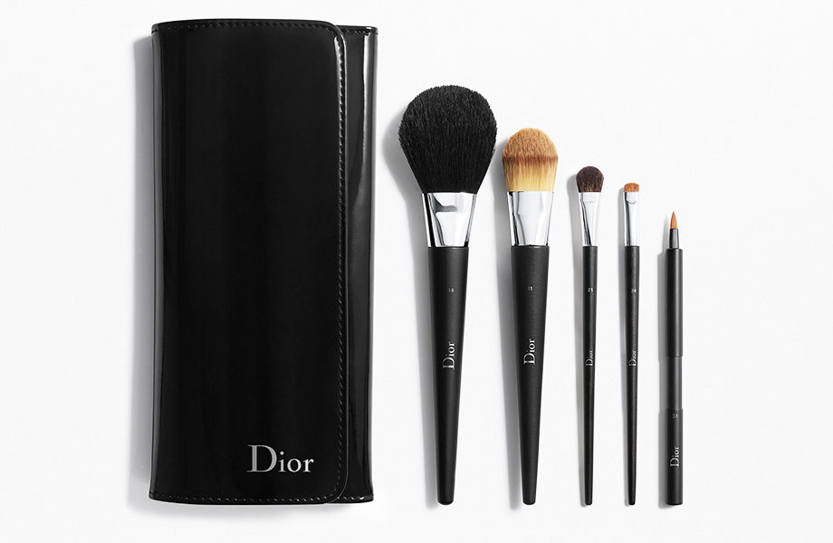 Dior set brush 2018