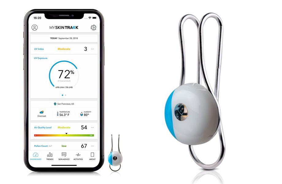 La Roche-Posay и Apple представили UV-трекер