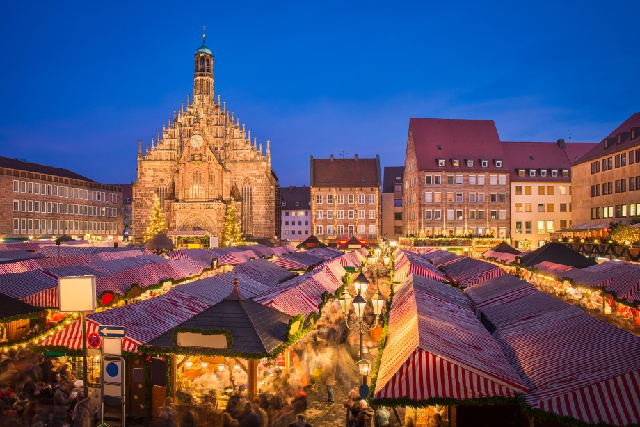 Рождество в Нюрнберге