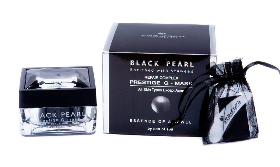 Sea Of Spa, Black Pearl Repair Complex Prestige G-Mask
