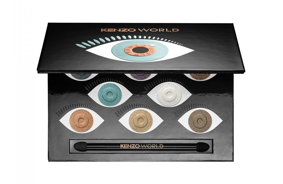 Kenzo, World Eye Palette