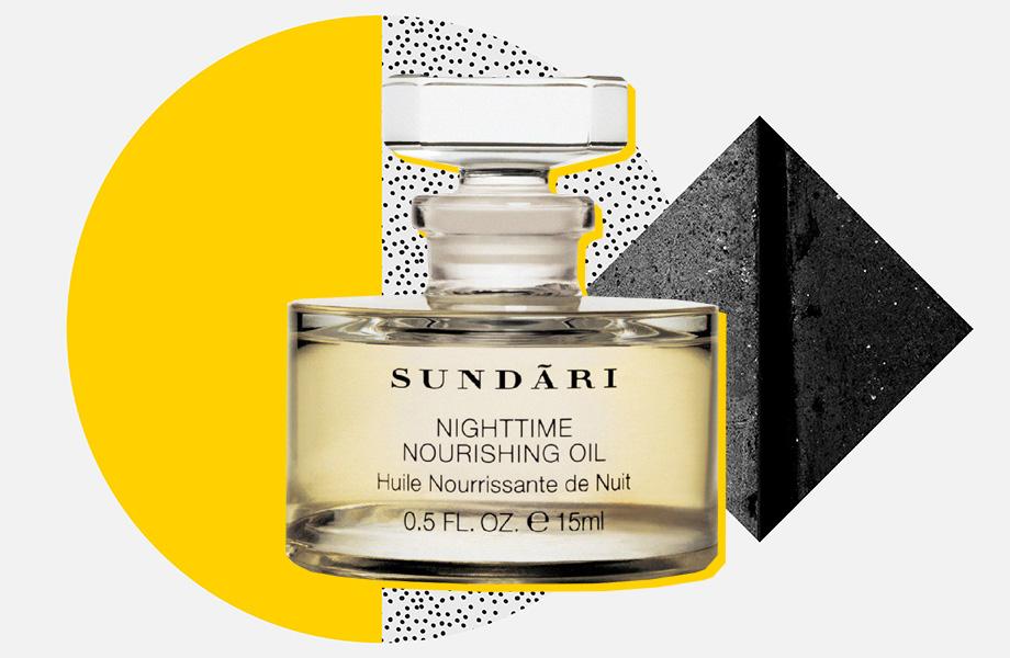 Sundari, Nighttime Nourishing Oil