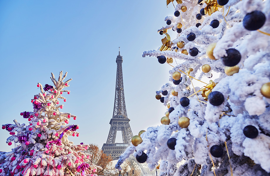 Куда поехать на новогодние праздники в Европу