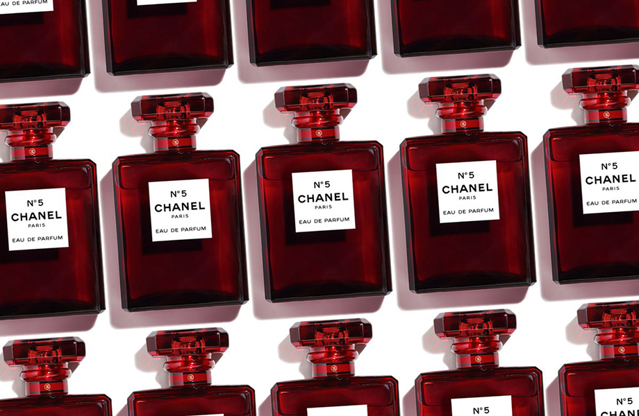 Chanel, №5 L'Eau Red Edition