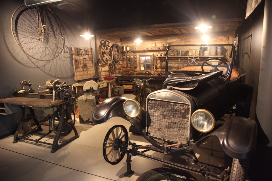 Рижский музей автомобилей