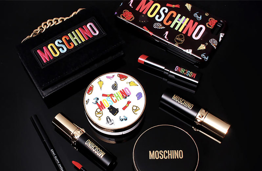 Moschino и Tony Moly представили совместную коллекцию косметики