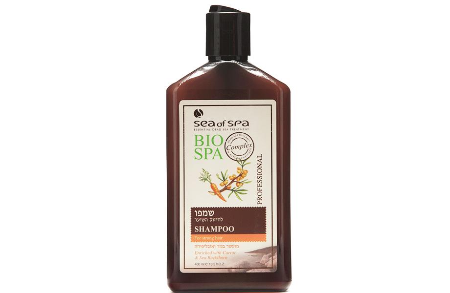 Sea Of Spa, Bio Spa Shampoo for Strong Hair