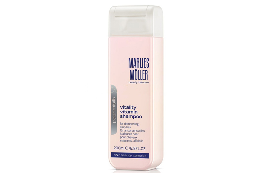 Marlies Moller, Pashmisilk Vitality Vitamin Shampoo