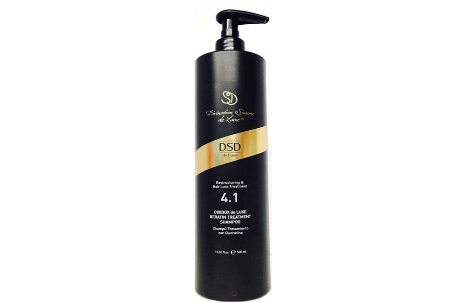 Divination Simone De Luxe, Dixidox DeLuxe Keratin Treatment Shampoo