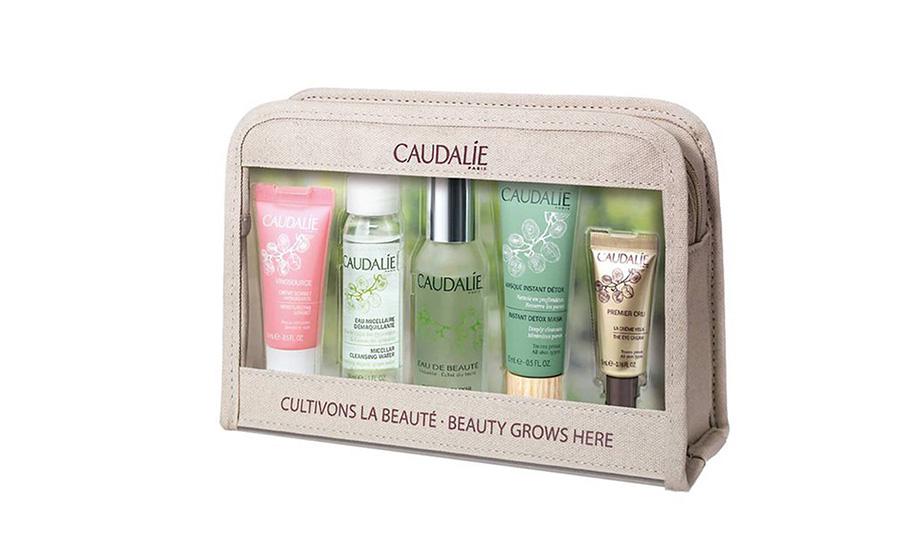 Caudalie, French Travel Kit