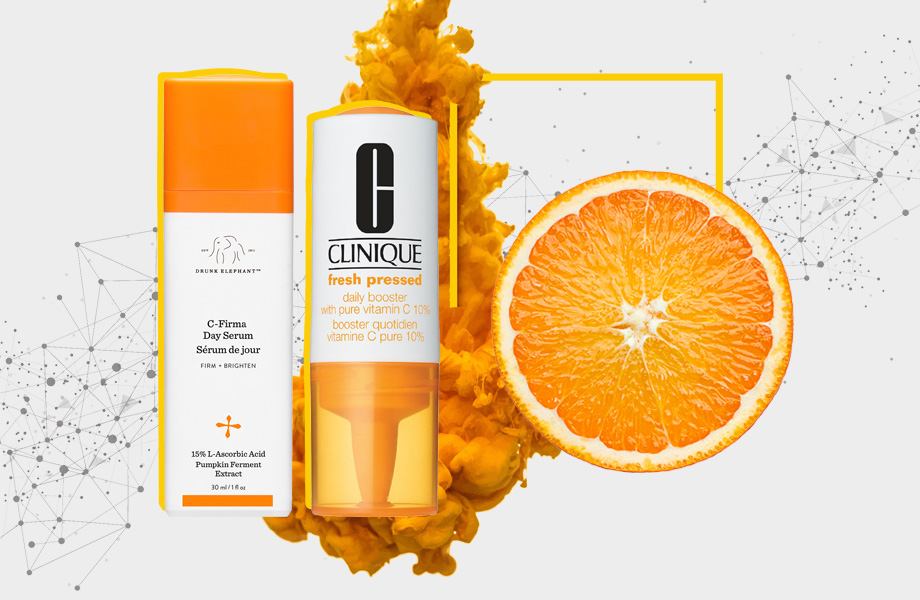 Витамин С для кожи