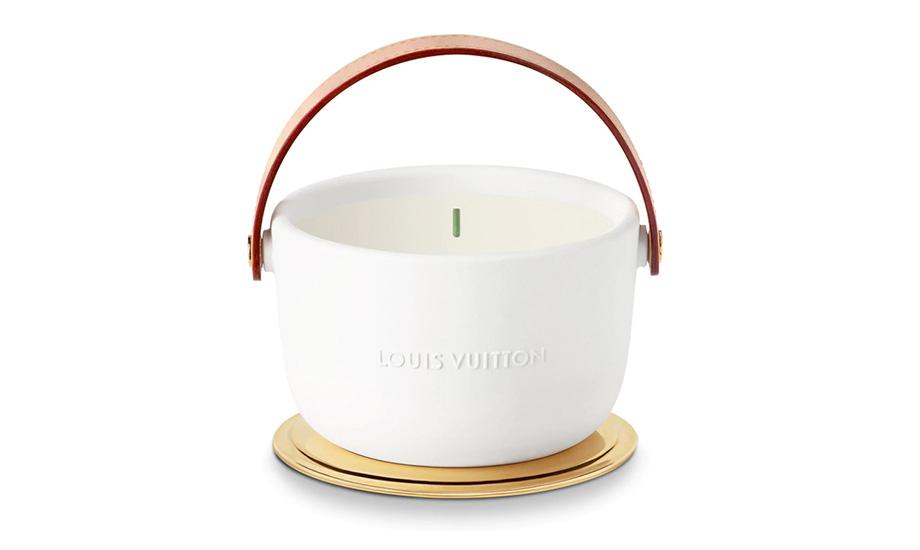 Louis Vuitton, Dehors il Neige Candle