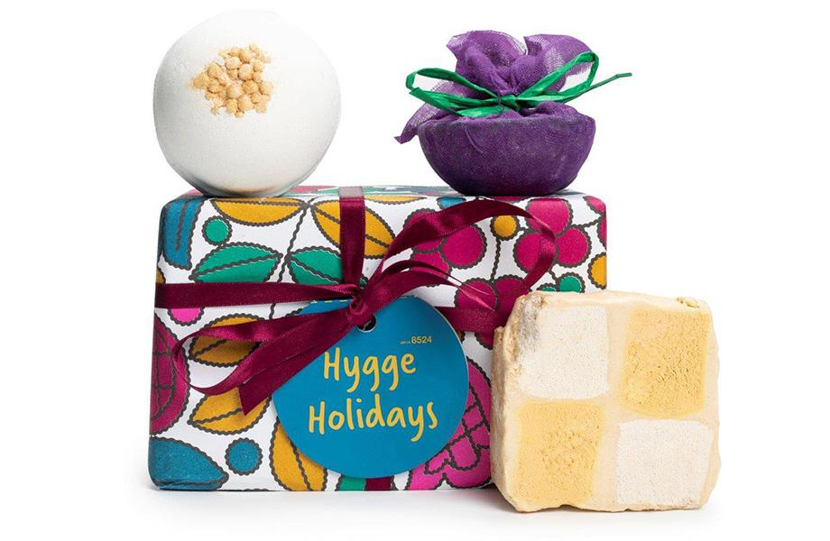 Lush, Hygge Holiday