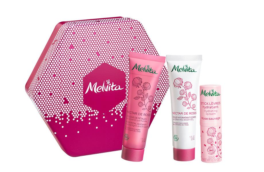 Melvita, Rose Nectar Set