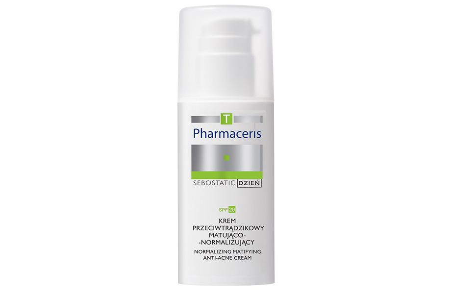 Pharmaceris T Sebostatic Normalizing Matifying Anti-Acne Cream