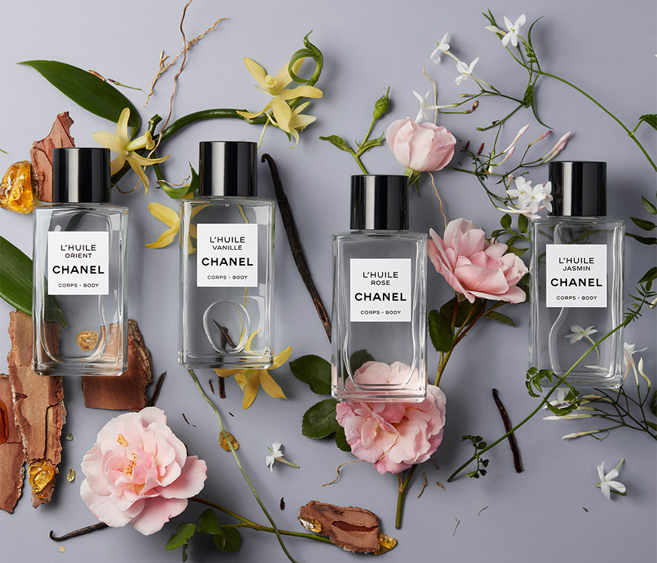 Chanel L'Huile Corps Body Oil