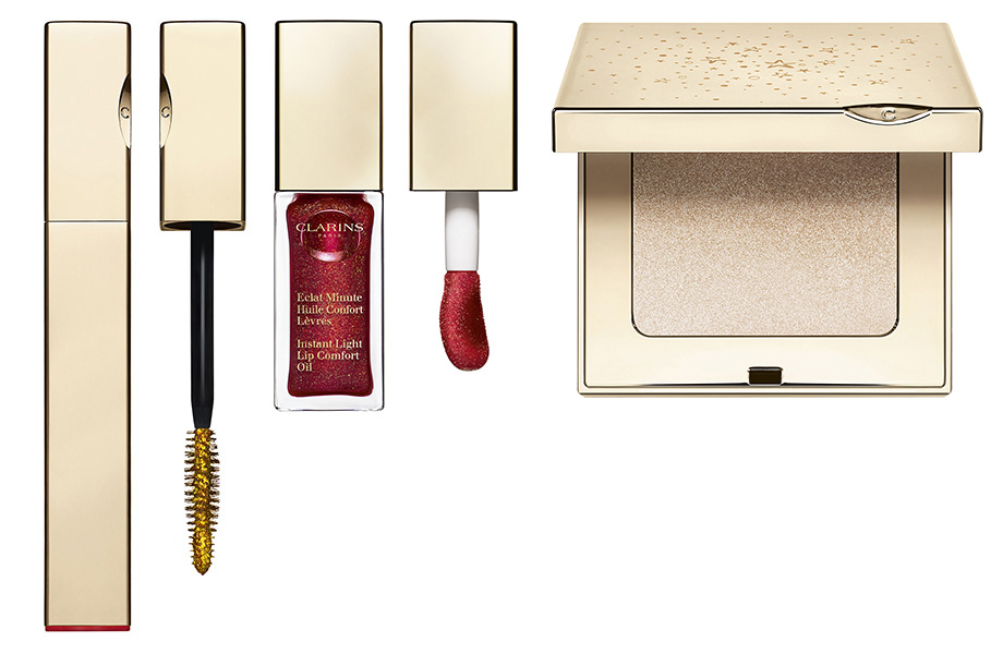 Clarins Prete-a-Briller Makeup Collection Holiday