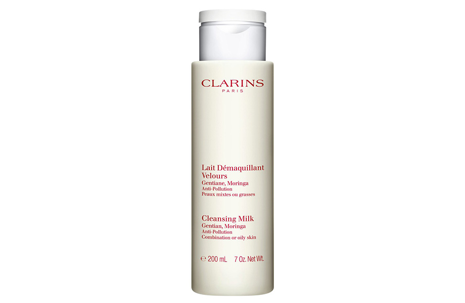 Clarins, Cleansing Milk With Gentian