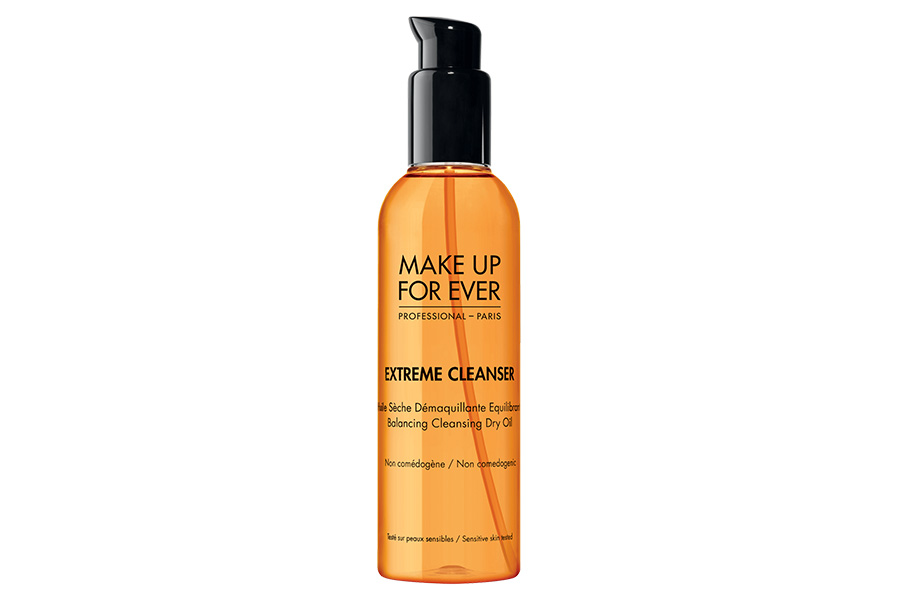 Make Up For Ever, Extreme Cleanser Balancing Cleansing Dry Oil