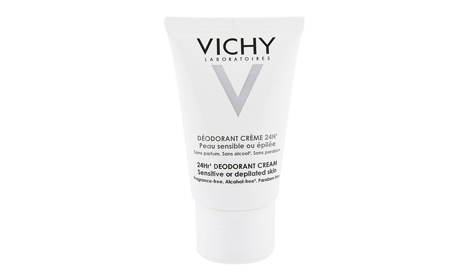 Vichy, Deodorant Creme for Very Sensitive/Epilated Skin