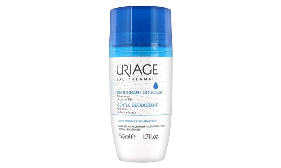 Uriage, Gentle Deodorant Anti-perspirant Aluminium Free Stick
