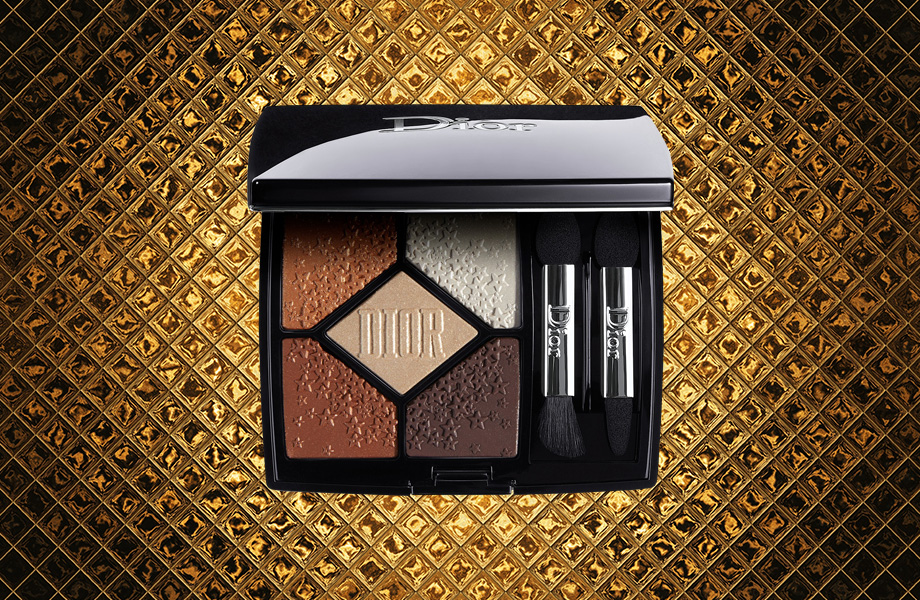 Dior, Midnight Wish 5 Couleures Eyeshadow Holiday