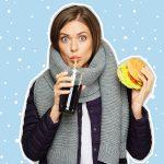 Как не переедать зимой
