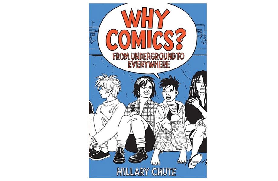 Почему комиксы: от метро до всюду