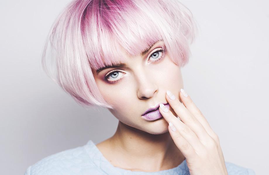 Окрашивание волос 2019