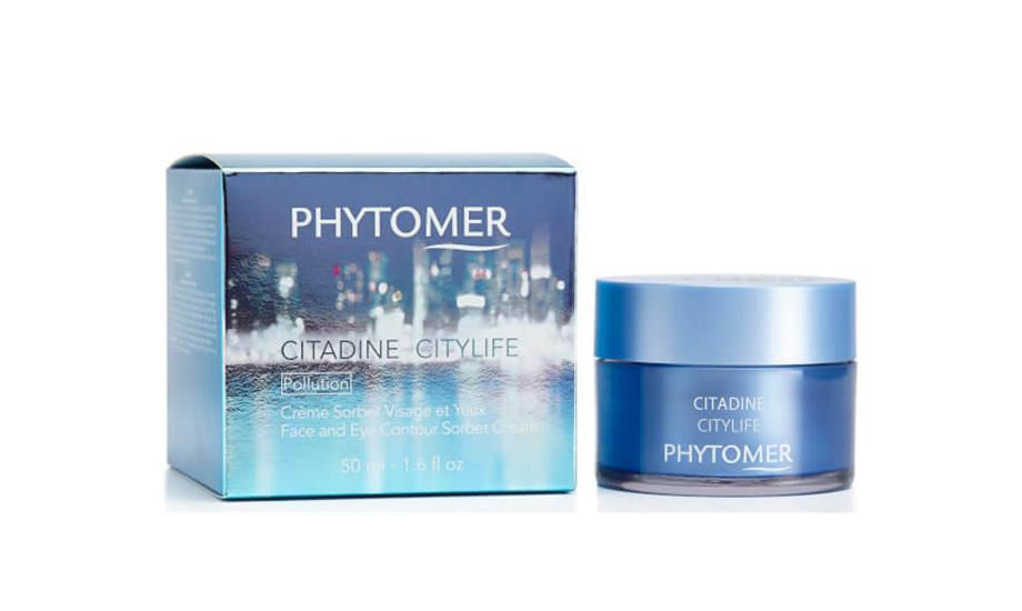 Phytomer Citylife Face And Eye Contour Sorbet Cream
