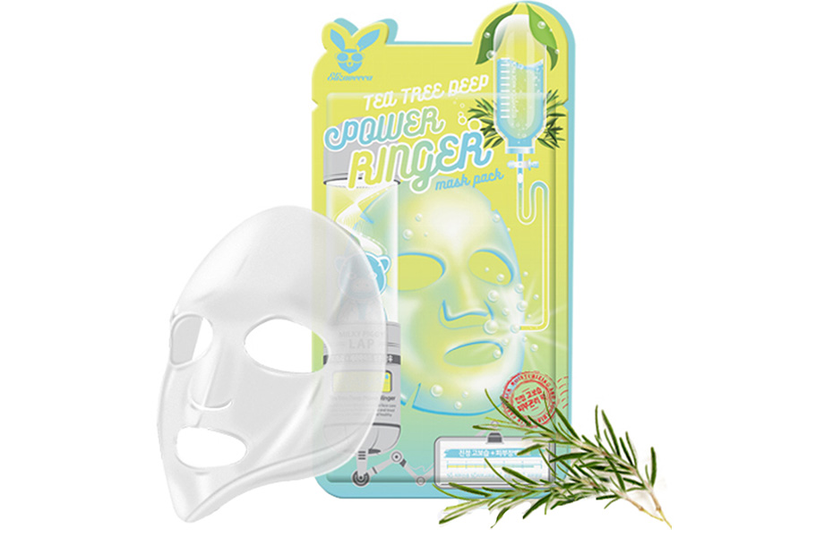 Elizavecca Face Care Tea Tree Deep Power Ringer Mask Pack