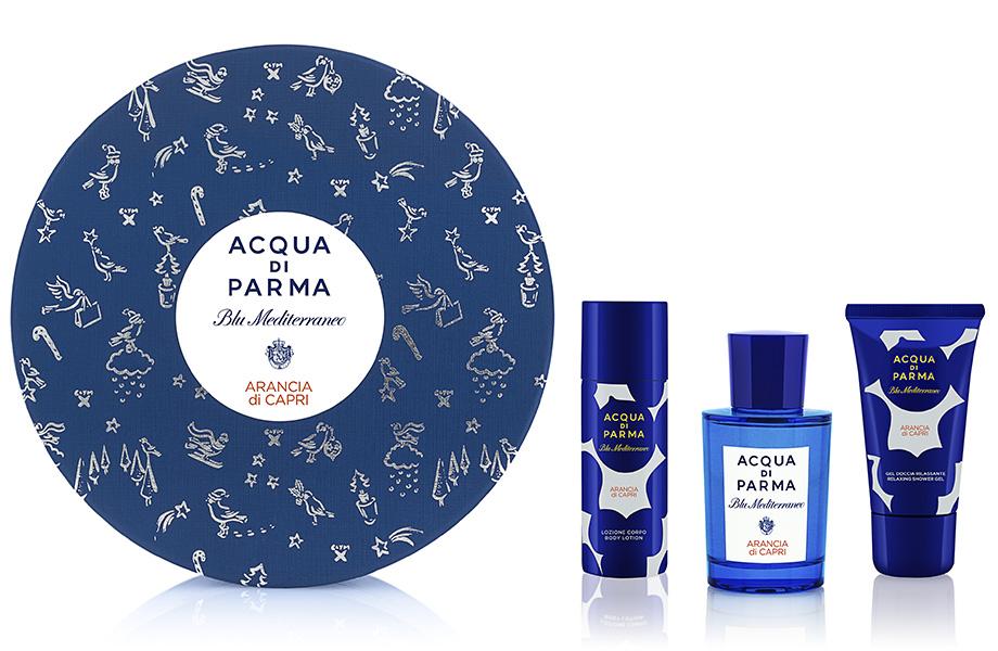 Acqua Di Parma, Christmas Set Blue Mediterraneа